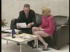 German Insurance Agent and horny MILF