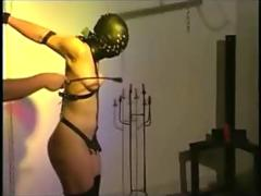 Slave Cat torture bondage PART-1