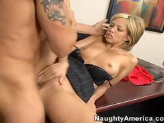 Ass-pirations anal blonde small tits 3