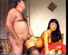 Anita Dark fucked by dirty old man