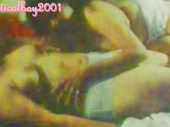 Classic Indian very old clip of mallu lesbians enjoying