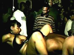 Underground Black stripper sex party homemade 1
