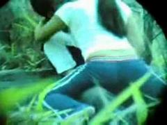 Indian Girl Fucking In Park