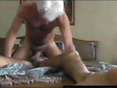 Rough Gay Sex With Two Raunchy Mature Men