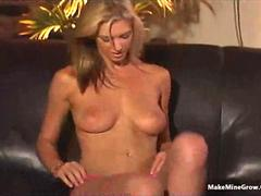 Sweet Blonde screwed by a BBC