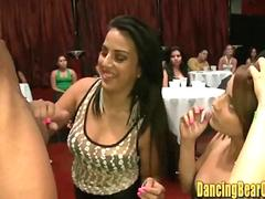 Best Friends Share Stripper Facial