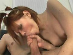 Anal in the hall #1