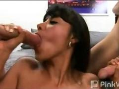 Arabian Girl laughs comparing Big Yankee American Penis Size to Small West Asian Arab Dick Size