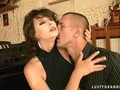 Hot mature chick gets fucked hard in a pub