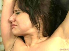 Secretary gets bondaged and fucked in the office