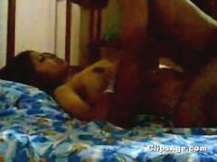 New video footage of Bangladeshi bhabhi getting exposed and fucked by her neighbor on bed