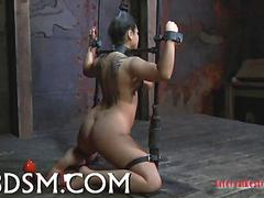 Total submission from beauties bdsm 7