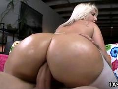 Kimmy Olsen anal mission complete