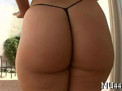 Spreading my ass cheeks to show off