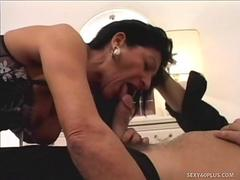 Perfect Hooker Gives A Hard Dick Sucking