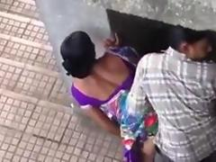 Indian whore fucked on hidden cam