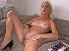 Europemature mystery mature christina masturbation 5