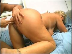 Mature whore gets fucked hard