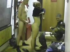 with great discipline a great blowjob is expected
