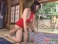 Sexy Japanese Housewife With Big Tits