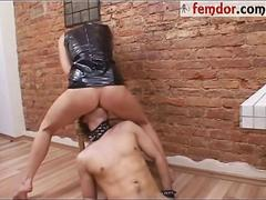 Irina - Brutal Facesitting Mistress