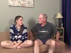 amateur slut and the old man having so much fun