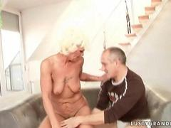 hot grandma gets her asshole drilled feature