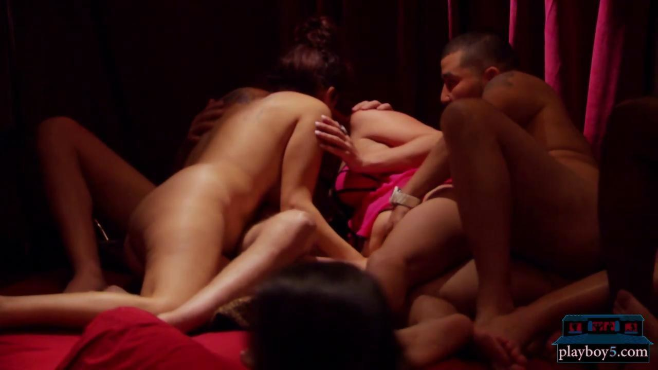 video newbie swinger couple orgy first time