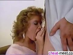 her ass gets fucked in this vintage movie