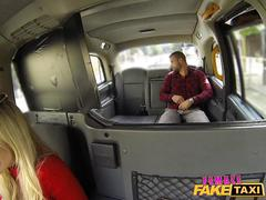 FemaleFakeTaxi She will take you all the way
