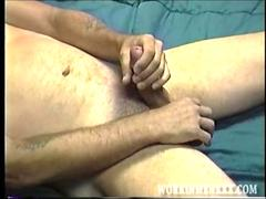 Mature Amateur Freddy Z Beating Off