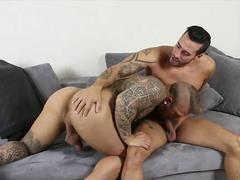 Mam Steele and Alexy Tyler fucking - GayHardTube.com