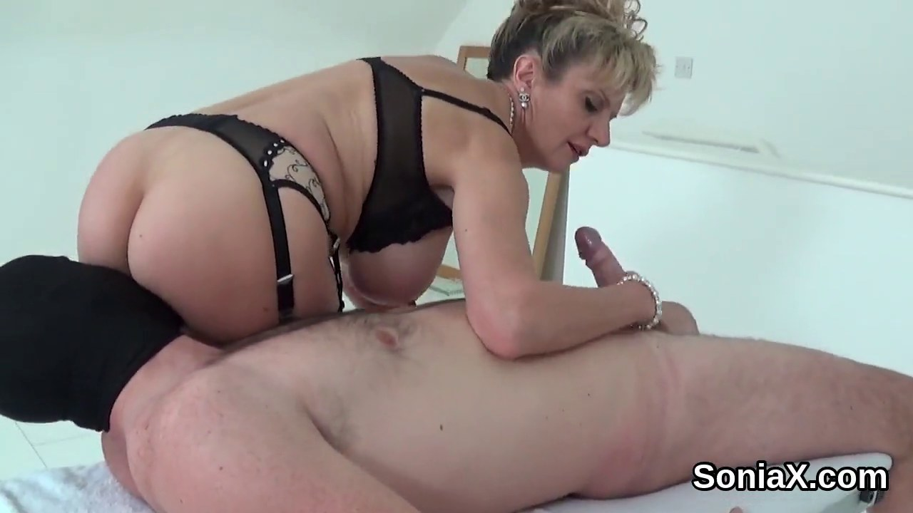 image Milf gets doggystyled by long dick