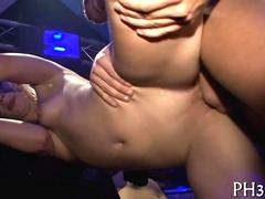 club bitches getting fucked and it is so damn awesome