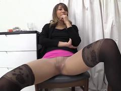 wearing no underwear temptation shaved gal video
