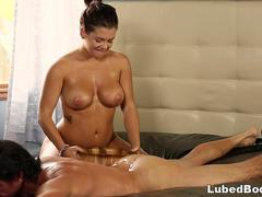 Stepdad and uncle got invited by Keisha Grey