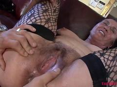 hairy euro amateur mature first porn casting