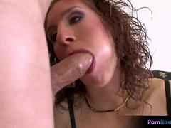 Cleo begs for Andrei s cock and wants it in her ass