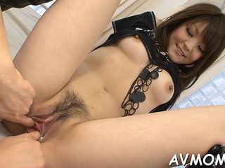 asian nun goes wild with hairy cunt video feature 1