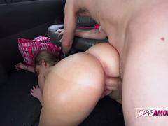 Big Ass Blonde Katia