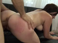 WANKZ- Curvaceous Brook Foxxx Paid For Blow Job