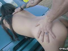 TeamSkeet - Hitchhiker Picked Up and Fucked