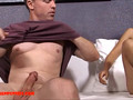 little tight asian pussy gets punded hard by old white cock and gets cum in mouth and face