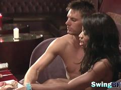 swingers love swapping partners in reality show video