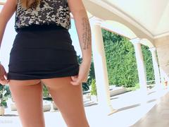 Big tits hardcore gonzo scene with Rachele Richey by Prime Cups