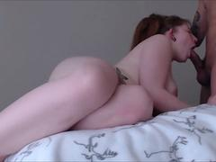 Amateur Sexy BBW Getting Drilled On Cam