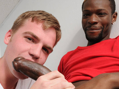 Cameron Davis Loves Every Inch Of A Black Cock