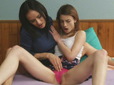 Nadia Styles and her daughters teen girlfriend
