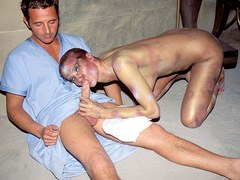 PrivateClassics.com - Judith Penn and Bianca Fucked in the Pyramid